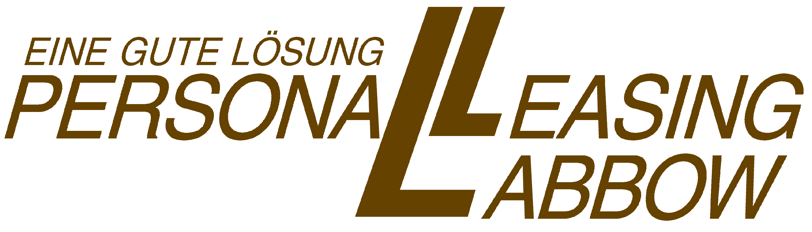 Labbow Personalleasing Logo